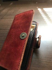 携帯電話ケース